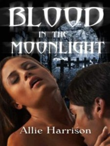 blood in the moonlight